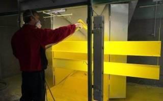 Технология порошковой покраски металла в домашних условиях