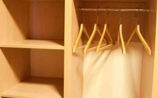 Как избавиться от запаха нафталина в шкафу