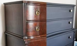 Можно ли красить шпонированную мебель