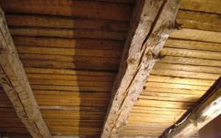 Можно ли крепить гипсокартон к деревянным балкам