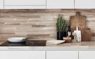 Чем поклеить стены на кухне вместо обоев