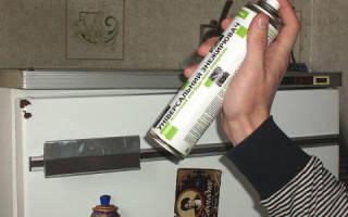 Какой краской покрасить холодильник в домашних условиях