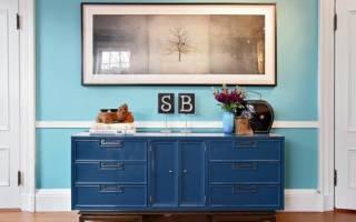 Окраска мебели из дсп своими руками