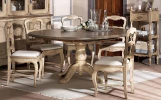 Как состарить лакированную мебель в домашних условиях