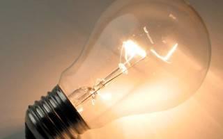 Плавное включение галогенных ламп накаливания