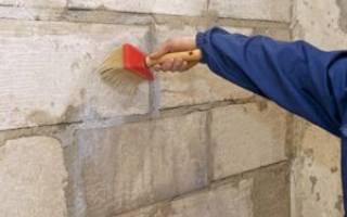 Состав грунтовки для стен своими руками