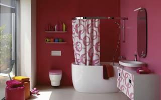 Малобюджетный ремонт ванной комнаты своими руками