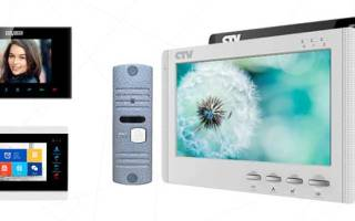 Как правильно выбрать видеодомофон для квартиры