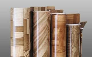 Каким клеем приклеить линолеум к деревянному полу