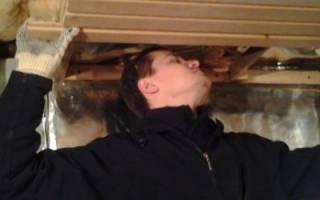 Теплоизоляция потолка бани своими руками