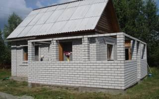 Какие пеноблоки лучше для строительства стен дома