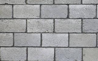 Кладка стен из шлакоблока своими руками