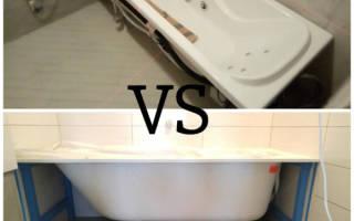 Как разметить первый ряд плитки над ванной