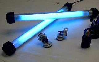 Ультрафиолетовая лампа применение в домашних условиях