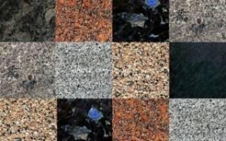 Укладка гранитной плитки на сухая стяжка