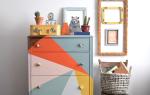 Покрасить мебель из икеи своими руками