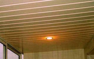 Как установить ХДМ на потолок
