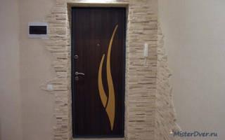 Конденсат на входной металлической двери что делать