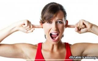 Почему шумит полотенцесушитель в ванной