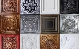 Можно ли покрасить потолочную плитку водоэмульсионной краской