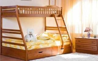 Детская кровать 2 ярусная своими руками
