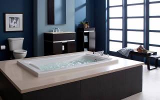 Какую ванну выбрать акриловую стальную или чугунную