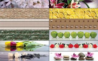 Как закрепить стеновую панель фартук на кухне
