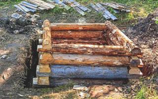 Как отремонтировать старый колодец