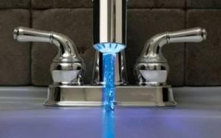 Почему свистит кран когда открываешь воду