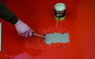 Химия для снятия краски со стен