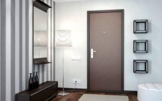Укрепление дверного проема входной двери