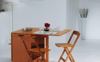Как собрать раздвижной кухонный стол инструкция
