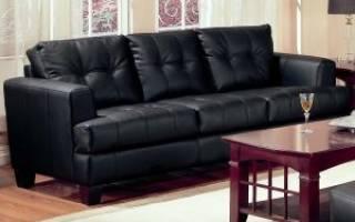 Как избавиться от затяжек на диване