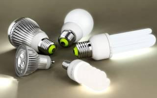 Перевод энергосберегающей лампы в обычную