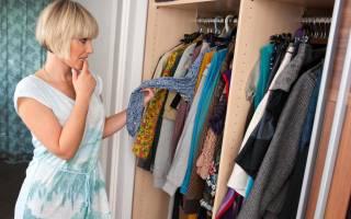 Почему чистое белье в шкафу пахнет затхлым