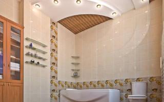 Можно ли делать потолок из влагостойкого гипсокартона