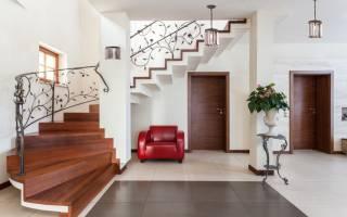 Отделка деревянной лестницы своими руками