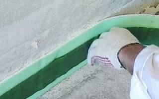 Инструмент для сухой стяжки своими руками