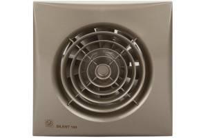 Вытяжной вентилятор в ванную комнату какой лучше
