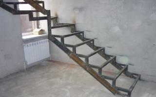 Как правильно сварить лестницу из металла