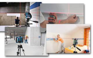 Какой лазерный уровень выбрать для ремонта квартиры