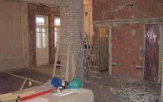 Этапы ремонта квартиры вторички