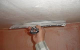 Шпаклевка стен из ДСП под обои