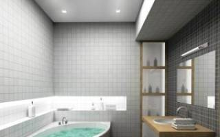 Рейтинг реечных потолков для ванной