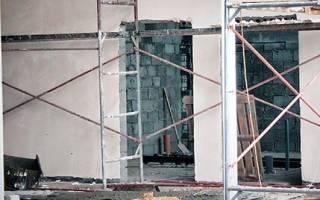 Чем штукатурить стены из керамзитобетонных блоков внутри