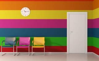 Как получить кремовый цвет для покраски стен