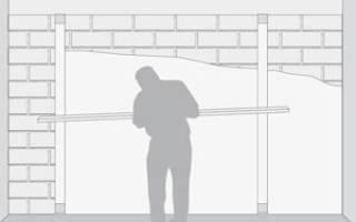 Маячная штукатурка стен своими руками