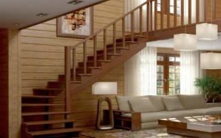 Как спроектировать лестницу с забежными ступенями