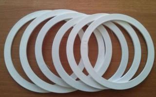 Из чего сделать термокольцо для натяжного потолка