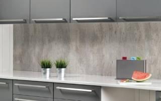 Настенные панели для кухни с газовой плитой